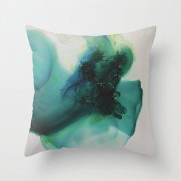 Anahata (Heart Chakra) Throw Pillow