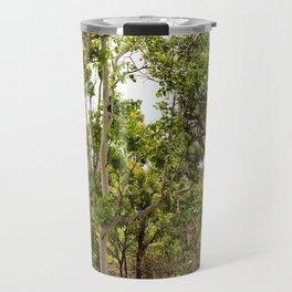 Beautiful forest regrowth Travel Mug