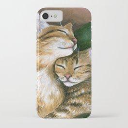 Cat 603 iPhone Case