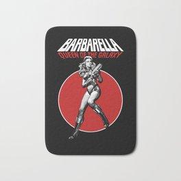 Barbarella - Queen of the Galaxy Bath Mat