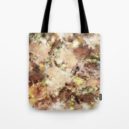 Abraded surface Tote Bag