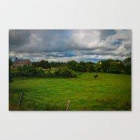 farm Canvas Prints featuring Farm by Ashley Hirst Photography