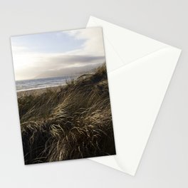 Dune Grass by the Ocean Stationery Cards