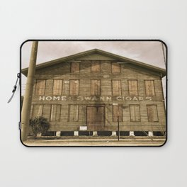 Historic Ybor Building Laptop Sleeve
