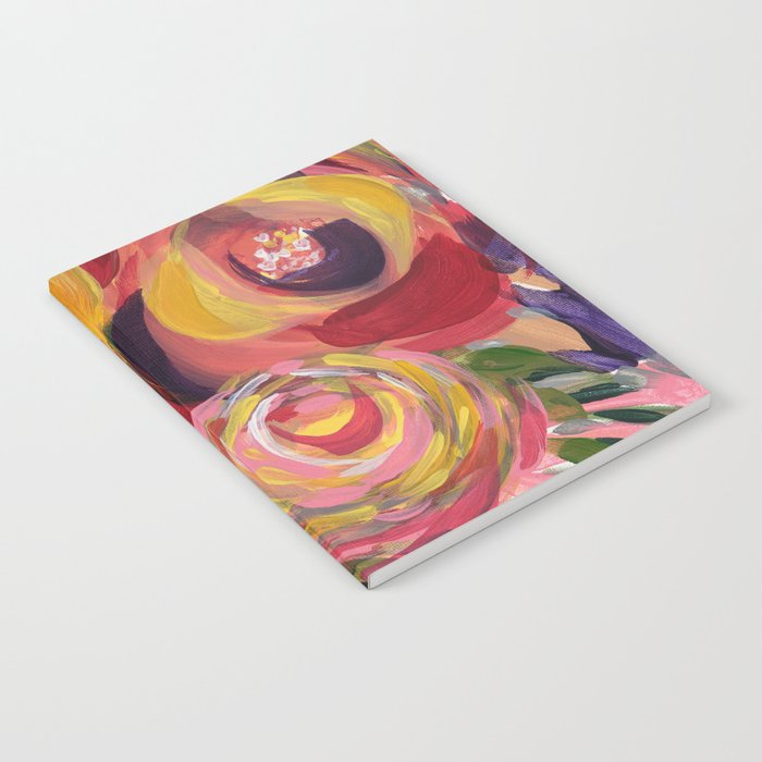 Thistle Bloom Notebook