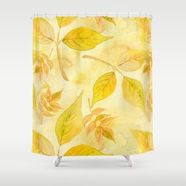 Autumn leaves #13 Shower Curtain