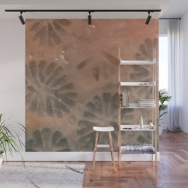 Agatized Coral Filtered Wall Mural