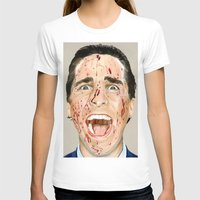american psycho T-shirts featuring American Psycho by JackyAttacky
