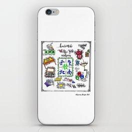 How to make Mahjong? iPhone Skin