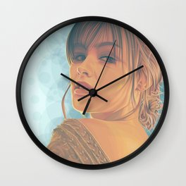 Liza Soberano Wall Clock