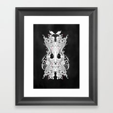 FLowers 17 Framed Art Print
