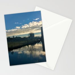 blue Ihme Stationery Cards