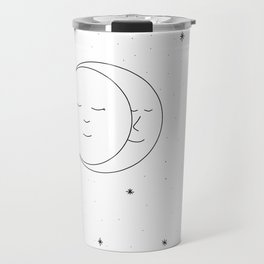 The Moon and Sun are One Travel Mug