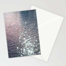 Stars in Water Stationery Cards