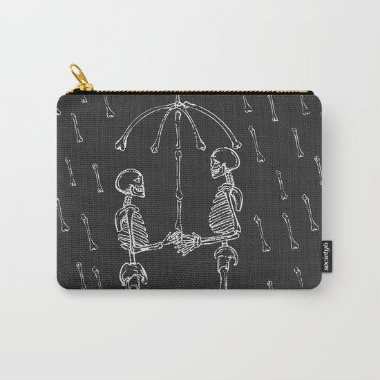 Raining Bone Carry-All Pouch