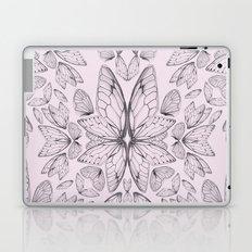 Rose Quartz Insect Wings Laptop & iPad Skin