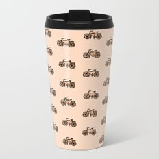 Bikes Metal Travel Mug