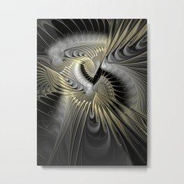 dark elegance Metal Print