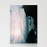 big sur Stationery Cards featuring Big Sur by GBret