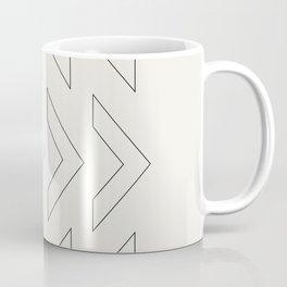 Minimal Geometric Art 04 Coffee Mug
