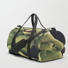 Kermit - Green Frog Duffle Bag