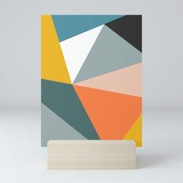 Modern Geometric 33 Mini Art Print