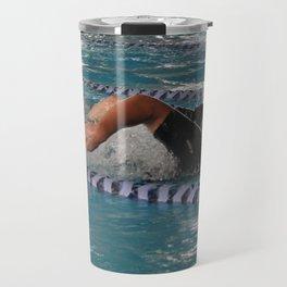 Snorkel Swimming Travel Mug