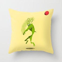 Go Long Throw Pillow