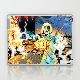 GUEST FROM THE FUTURE Laptop & iPad Skin