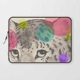 leopard changes his spots Laptop Sleeve
