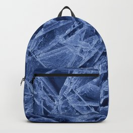 ice crystals Backpack