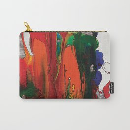 Abstract by Azam Sadeghi Carry-All Pouch