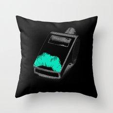 Blow the Whistle Throw Pillow