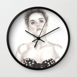 amazing kiernan... Wall Clock