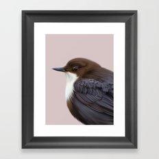 Dipper Framed Art Print