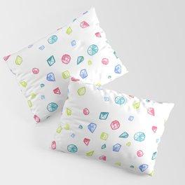 Gems Pillow Sham