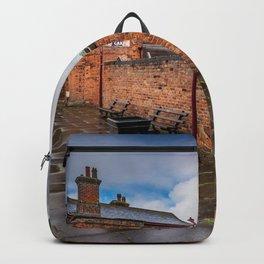 Hadlow Victorian Railway Station Backpack