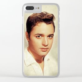 Sal Mineo, Actor Clear iPhone Case