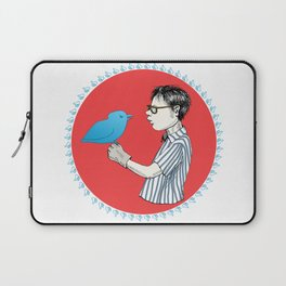 Nerd of Prey Laptop Sleeve