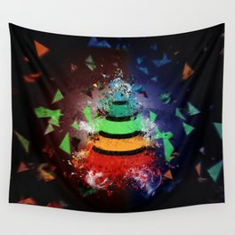 The Social Stratification Wall Tapestry