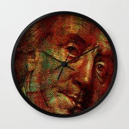 George W. Wall Clock