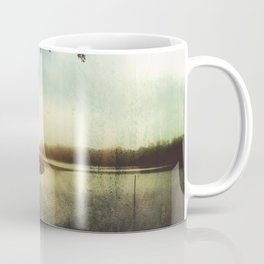 Moody Gulf Coast Morning Coffee Mug