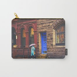 New York City Rainy Afternoon Carry-All Pouch