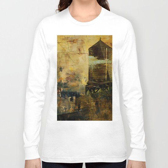 The tank Long Sleeve T-shirt