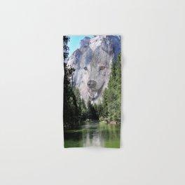 Wolf Mountain Hand & Bath Towel