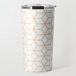 Hive Mind - Rose Gold #113 Travel Mug