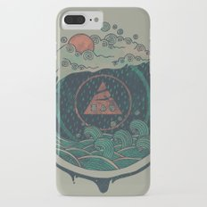 Water iPhone 7 Plus Slim Case