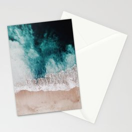 Ocean (Drone Photography) Stationery Cards
