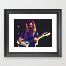 Kevin Parker from Tame Impala Framed Art Print