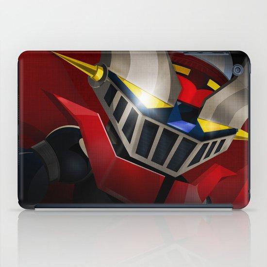 mazinger fan art iPad Case